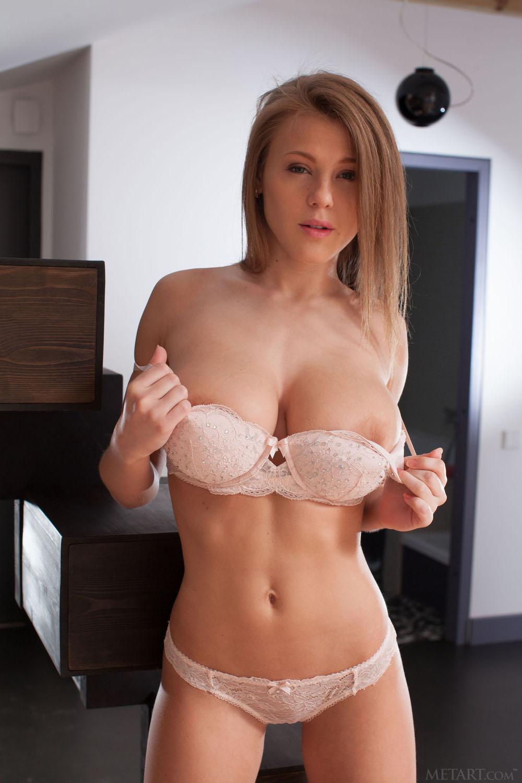 Nude Lesbians Rubbing Boobs