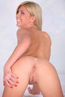 Happy naked